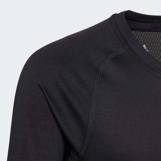 adidas Performance Langarmshirt »Alphaskin Sport Longsleeve« Clima;AlphaSkin