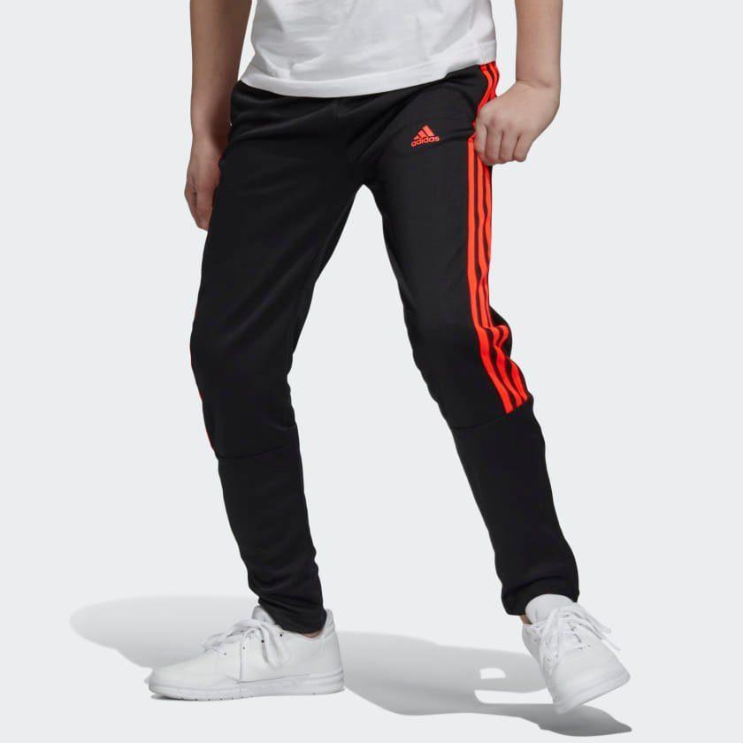 Adidas Sporthose Sport Hose Leggings Turnhose Gr. 104 110 schmal