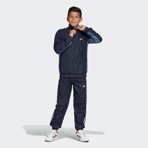 adidas Performance Trainingsanzug »YB Woven TS«