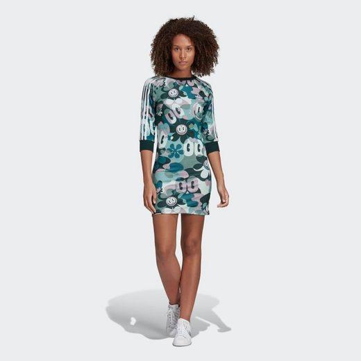 adidas Originals Shirtkleid »3-Streifen Kleid« adicolor