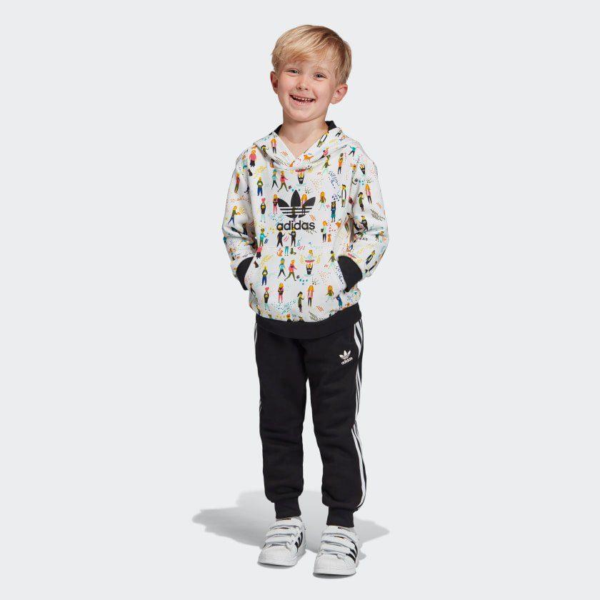 adidas Originals Trainingsanzug »Hoodie Set«, AOP PACK online kaufen | OTTO