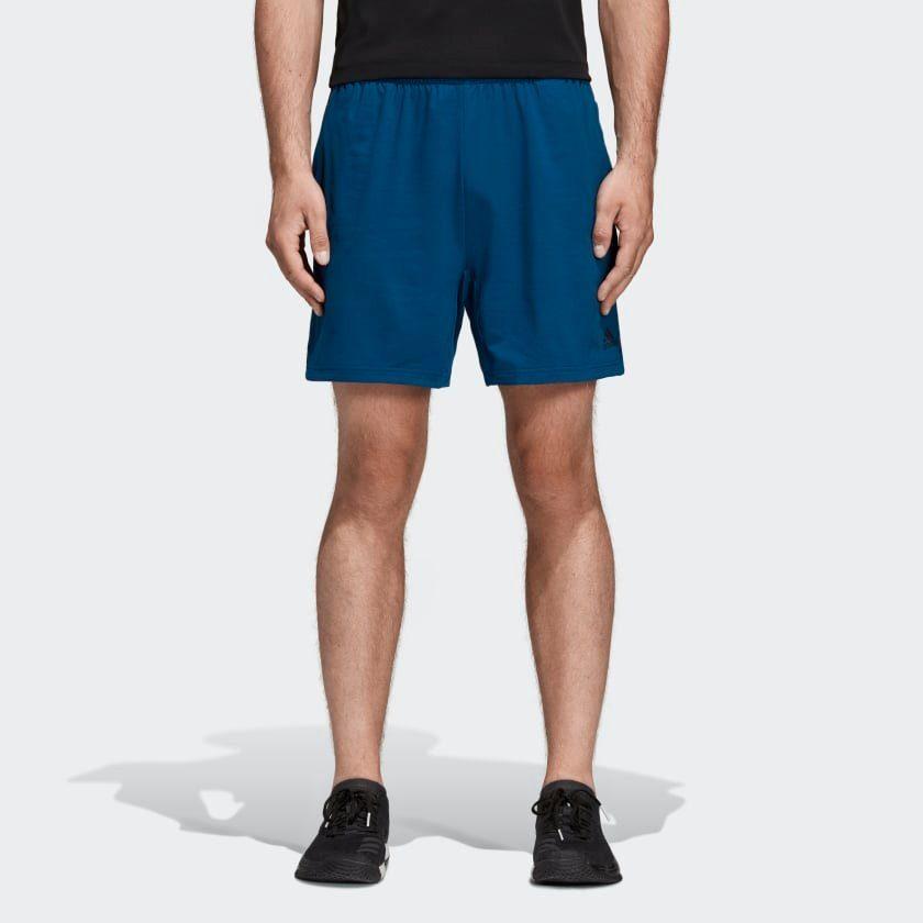 adidas 4KRFT 6 Inch Tech Climacool Shorts Herren schwarz
