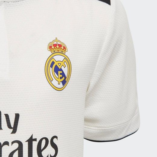 adidas Performance Sportanzug »Real Madrid Mini-Heimausrüstung«