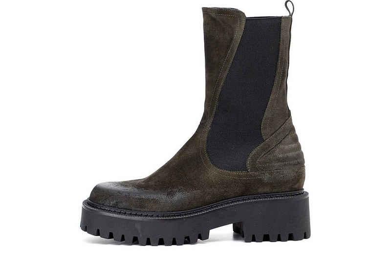 Cafe Noir »Cafe Noir Boots black FC6330« Winterboots