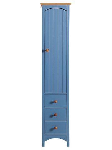 heine home Hochschrank in blau