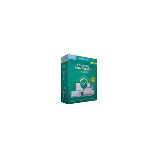PC Kaspersky Total Security 2020 UPGRADE 3 Geräte (Code in a