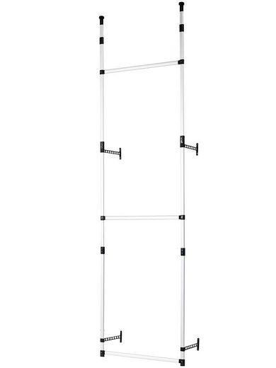 heine home ordnungs regalsystem mit 3 stangen otto. Black Bedroom Furniture Sets. Home Design Ideas