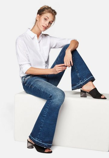 Mavi Bootcut-Jeans »PEACE« Flared Jeans