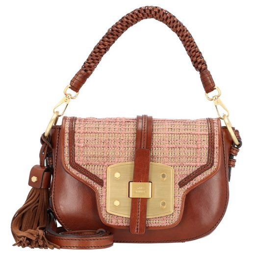 THE BRIDGE Lambertesca Handtasche Leder 22 cm