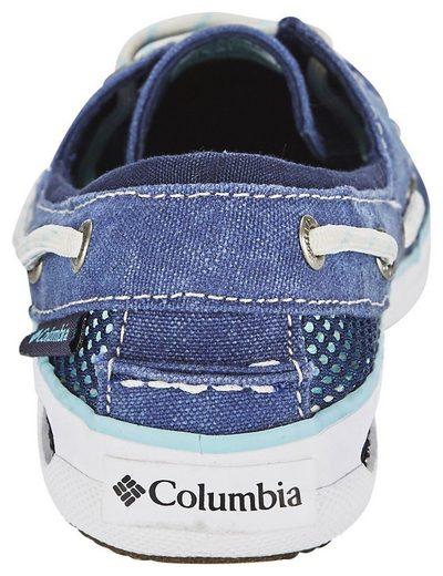 Columbia Freizeitschuh »Vulc N Vent Boat Canvas Shoes Damen«