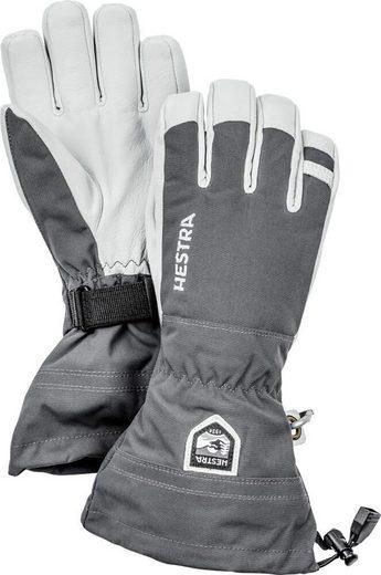 Hestra Handschuhe »Army Leather Heli Ski 5 Finger Gloves«