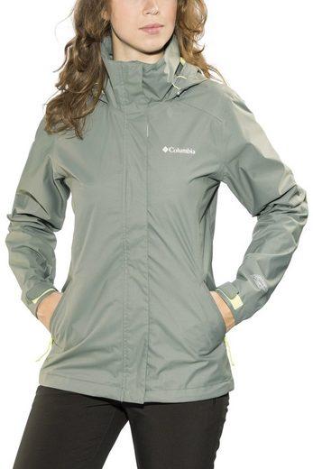 Columbia Outdoorjacke »Trestle Trail Hooded Jacket Damen«