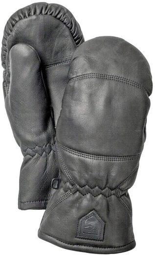 Hestra Handschuhe »Leather Box Mittens«