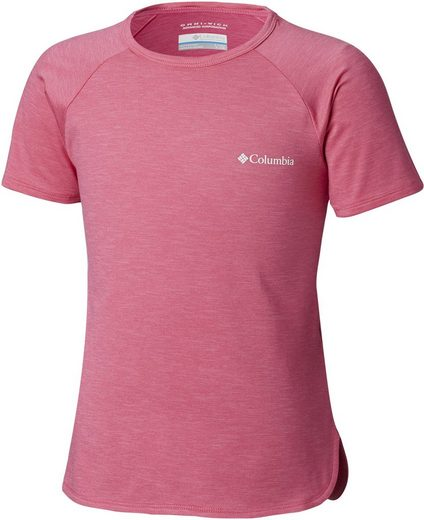 Columbia T-Shirt »Silver Ridge II Shortsleeve Tee Mädchen«