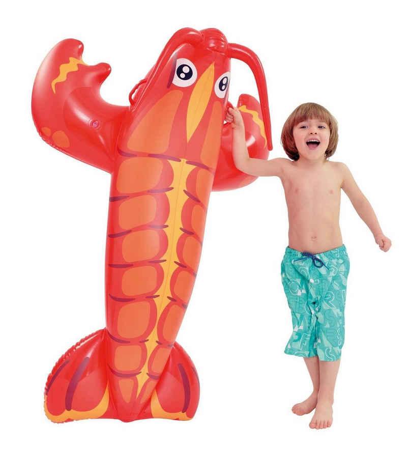 SunClub Schwimmtier »Aufblasbarer Hummer / Krabbe«, 130x70cm