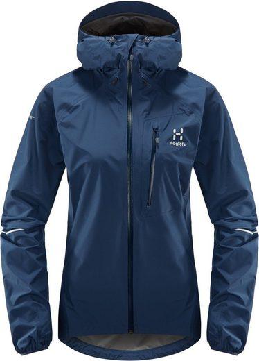 Haglöfs Outdoorjacke »L.I.M Jacket Damen«