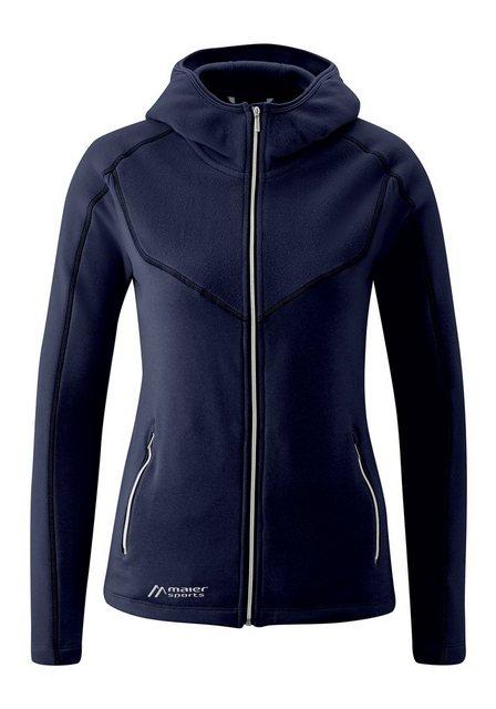 Maier Sports Fleecejacke »Linaria« | Sportbekleidung | maier sports