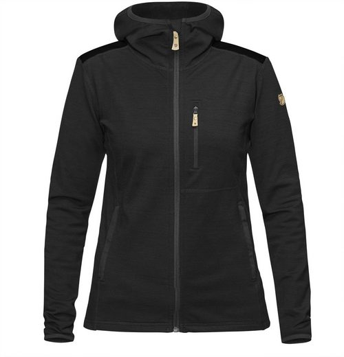 Fjällräven Outdoorjacke »Keb Fleece Hoodie Damen«