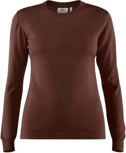 Fjällräven Pullover »High Coast Lite Merino Strick-Sweater Damen«