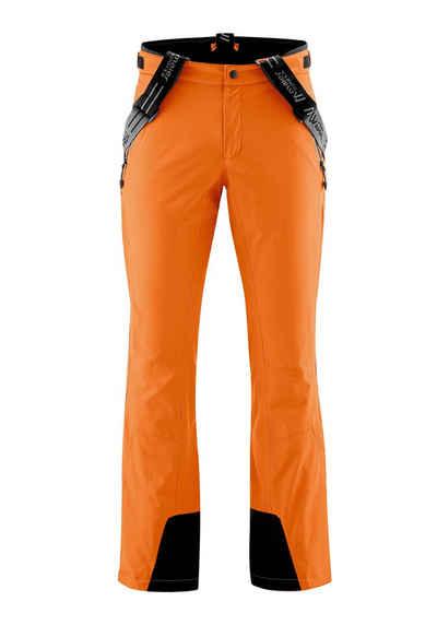 Maier Sports Skihose »Copper slim« Sportlich geschnitten und wasserdicht