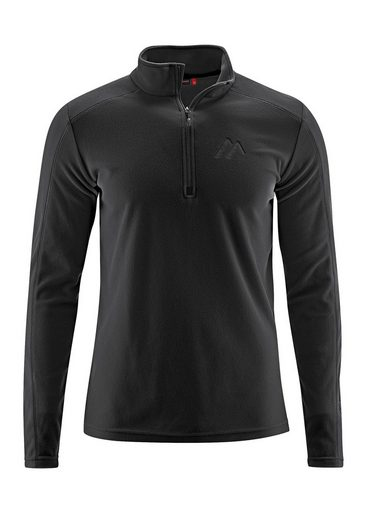 Maier Sports Langarmshirt »Dennis« Für Outdoor, Ski und Wintersport