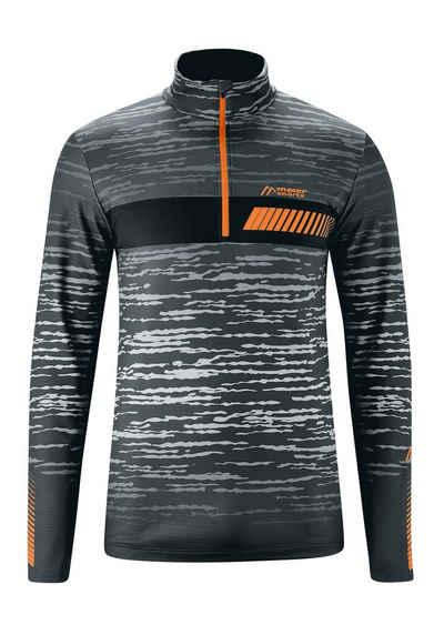 Maier Sports Langarmshirt »Tolmin M« für Ski und Wintersport