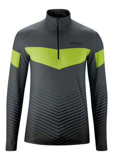 Maier Sports Langarmshirt »Yakori« für Ski und Wintersport