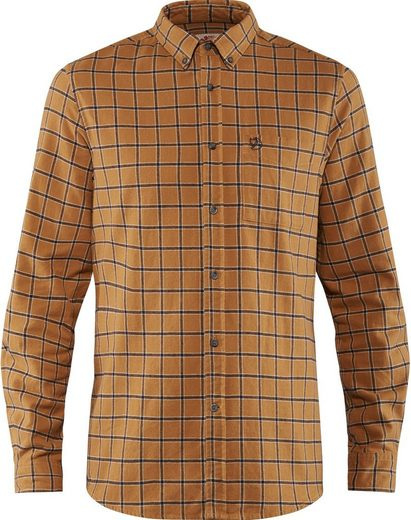 Fjällräven Sweatshirt »Övik Flannel Shirt Herren«