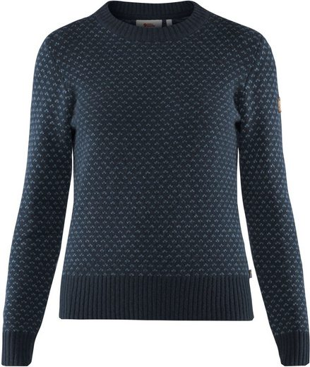 Fjällräven Pullover »Övik Nordic Sweater Damen«
