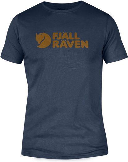Fjällräven T-Shirt »Logo T-Shirt Herren«