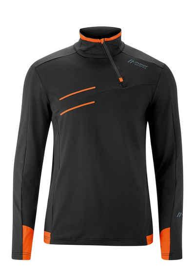 Maier Sports Langarmshirt »Neo Sweater M«