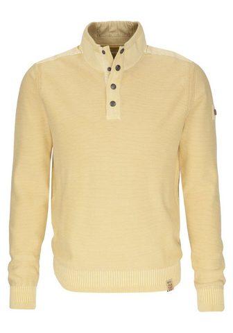 CAMEL ACTIVE Пуловер с воротником-стойкой »&l...