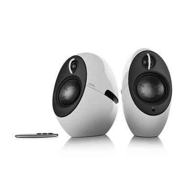 Edifier® Luna E25 Design Set Bluetooth 74 Watt weiß Lautsprechersystem