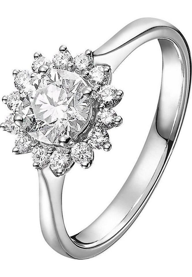 christ -  Diamantring »32003808«