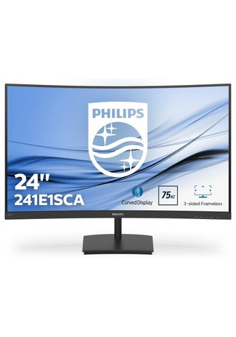 PHILIPS 599 cm (236 Zoll) Curved Full HD monit...