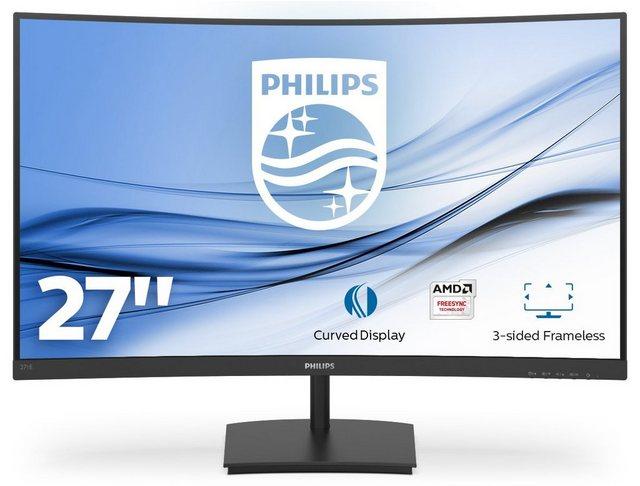Computermonitore - Philips 68,6 cm (27) Curved Full HD Monitor »271E1SCA 00«  - Onlineshop OTTO
