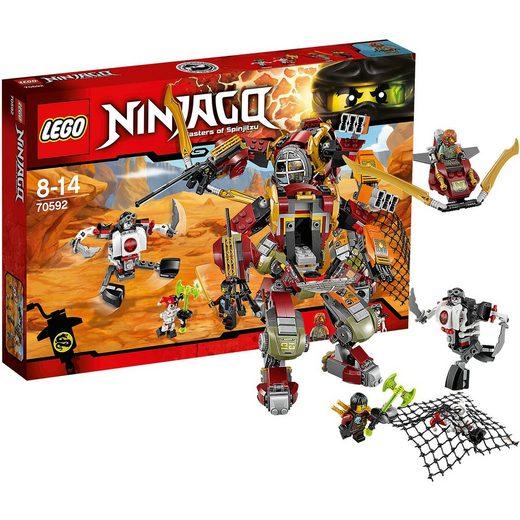 LEGO® 70592 Ninjago: Schatzgräber M.E.C.