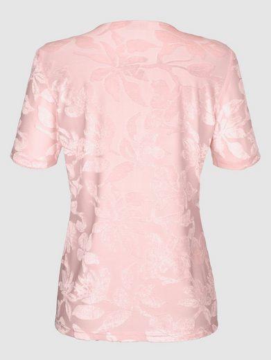 Paola Shirt in Ausbrenner-Optik