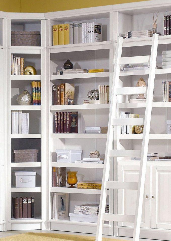 Bücherregal weiß  Bücherregal, Home affaire, »Soeren«, in 2 Höhen und 2 Tiefen ...