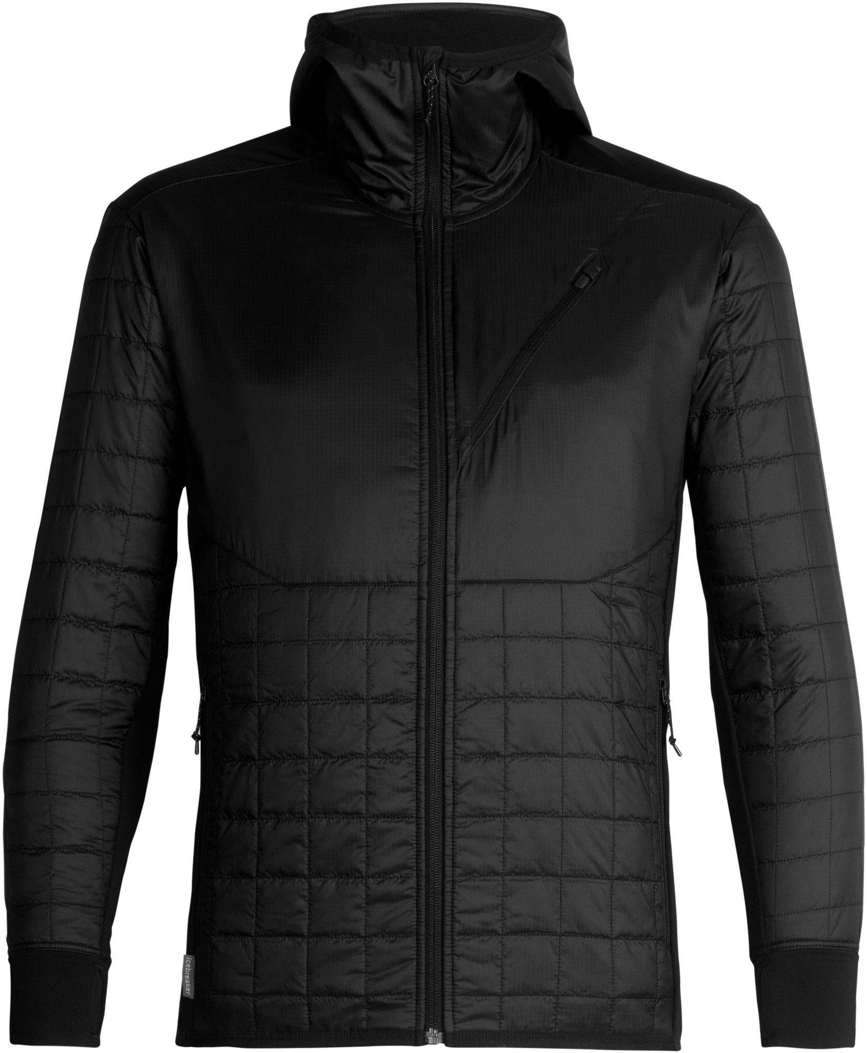 Icebreaker Outdoorjacke »Helix LS Zip Hood Jacket Herren« online kaufen   OTTO