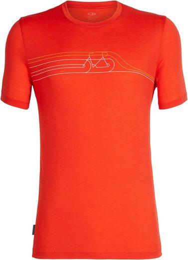 Icebreaker T-Shirt »Tech Lite Cadence Pulse SS Rundhalsshirt Herren«