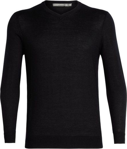 Icebreaker Pullover »Quailburn V Sweater Herren«