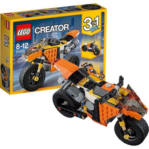 LEGO® 31059 Creator: Straßenrennmaschine