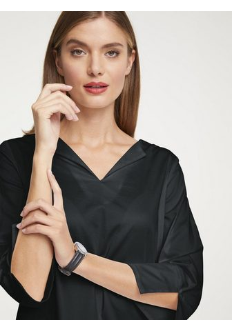 HEINE TIMELESS блуза без воротника форма
