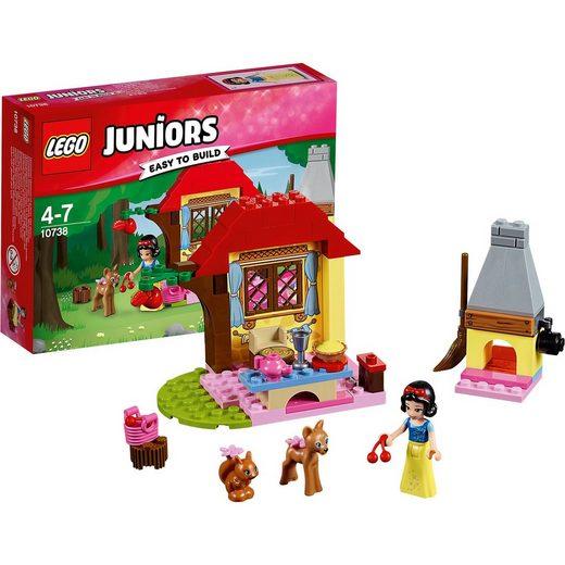 LEGO® 10738 Juniors: Schneewittchens Waldhütte