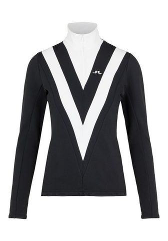 J.LINDEBERG Wrangell Quarter Zip Midlayer пуловер