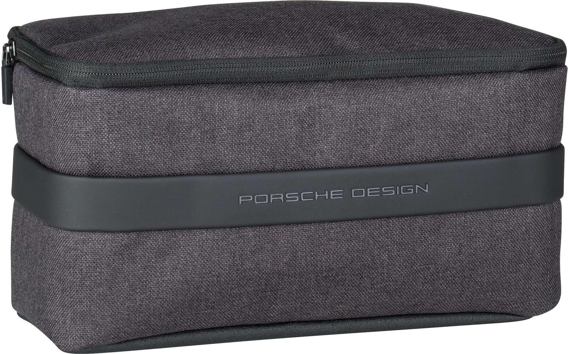 Unisex PORSCHE Design Kulturbeutel / Beauty Case »Cargon CP WashBag SHZ 1« blau, grau | 04053533748235