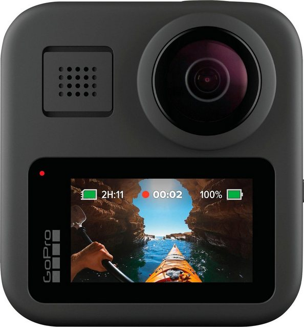Action, Outdoorkameras - GoPro »HERO MAX« Action Cam  - Onlineshop OTTO