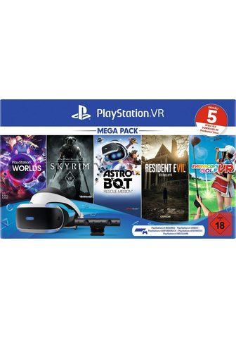 PLAYSTATION 4 »VR Mega Pack 2« Virtual-Reality-Brill...