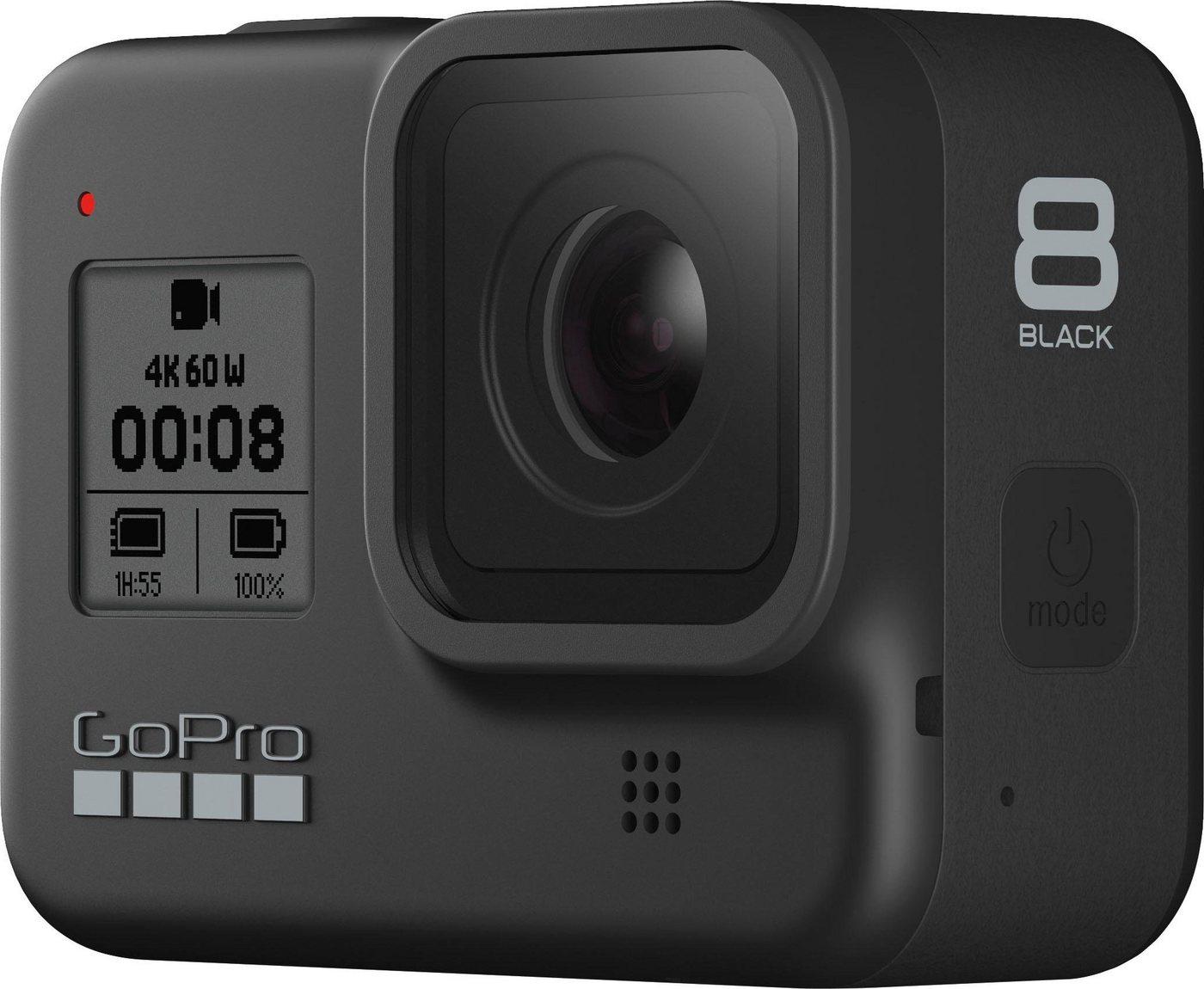 Action, Outdoorkameras - GoPro »HERO 8 Black« Action Cam (4K Ultra HD)  - Onlineshop OTTO
